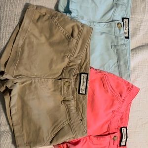 Abercrombie low rise shirts size girls 14